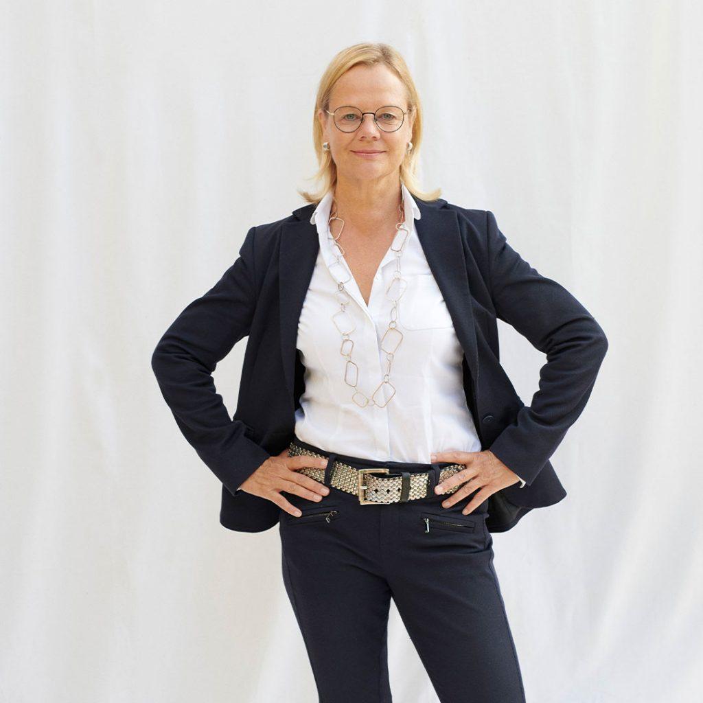 Ingrid Marold, Inhaberin der MAROLD Personalberatung