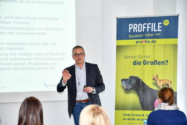 HR-Kompetenzforum 2018 in Ulm im Bantleonforum von PROFFILE und MAROLD Personalberatung