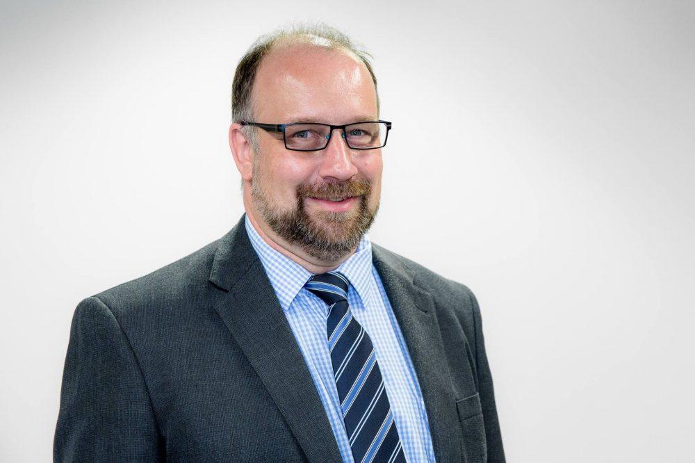 Martin Kugelmann, Geschäftsführer der Sherea GmbH Co. KG in Ulm, Referent beim Ulmer HR-Kompetenzforum der Personalberatung MAROLD