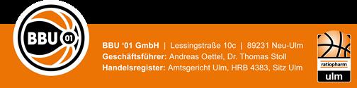 Logo BBU 01 GmbH ratiopharm ulm